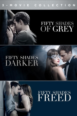 movie poster for Fifty Shades 3-Movie Bundle