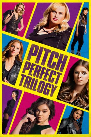 movie poster for Pitch Perfect Trilogy