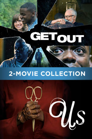 movie poster for Us/Get Out 2-Movie Collection
