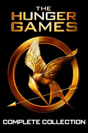 movie poster for The Hunger Games: Complete 4-Film Collection