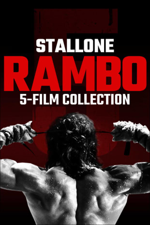 movie poster for Rambo 5-Film Collection