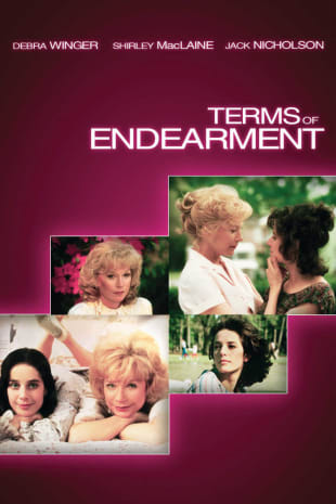 movie poster for Terms Of Endearment