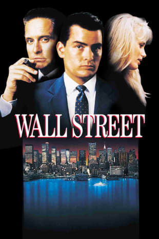 movie poster for Wall Street (1987)