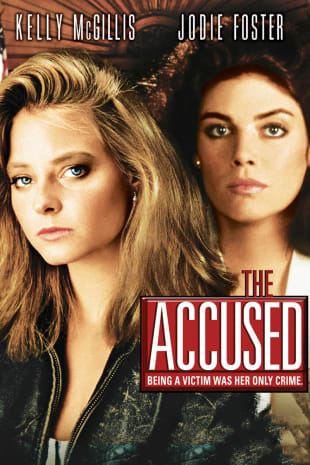 movie poster for The Accused