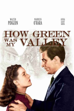movie poster for How Green Was My Valley