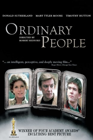 movie poster for Ordinary People (1980)