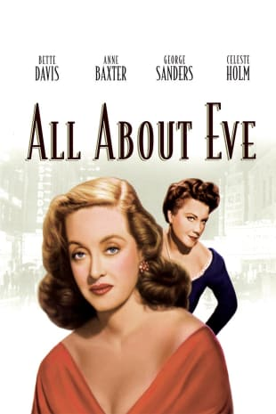 movie poster for All About Eve
