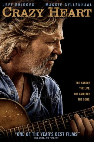 movie poster for Crazy Heart