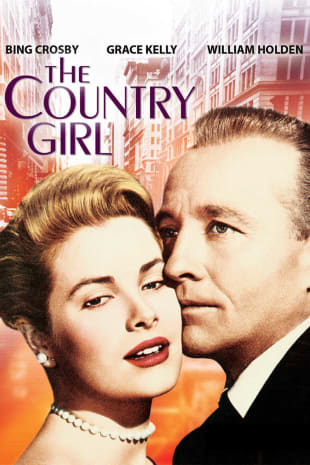 movie poster for The Country Girl (1954)