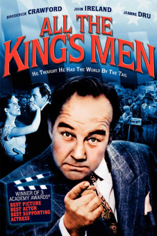 movie poster for All The King's Men (1949)