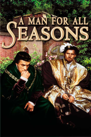 movie poster for A Man For All Seasons
