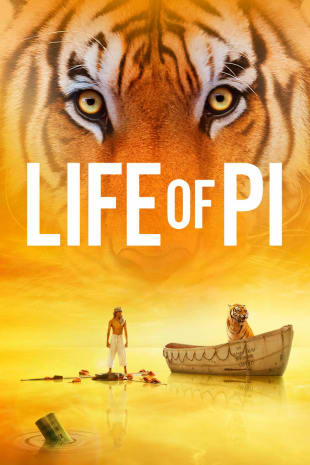 movie poster for Life Of Pi