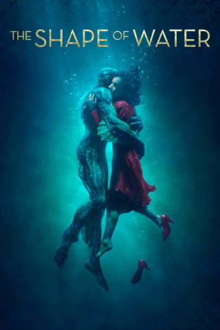 movie poster for The Shape Of Water
