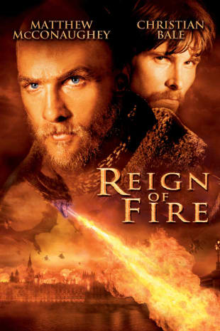 movie poster for Reign of Fire