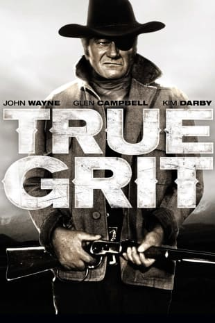 movie poster for True Grit (1969)