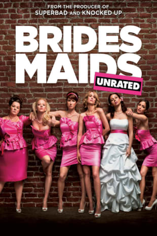 movie poster for Bridesmaids (Unrated)