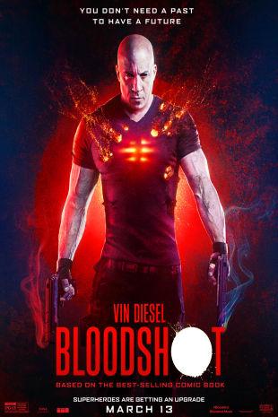 movie poster for Bloodshot