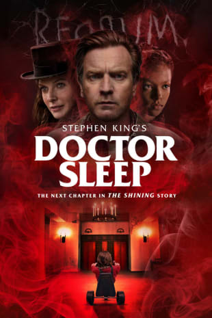 movie poster for Doctor Sleep