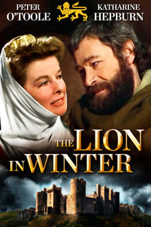 movie poster for The Lion In Winter