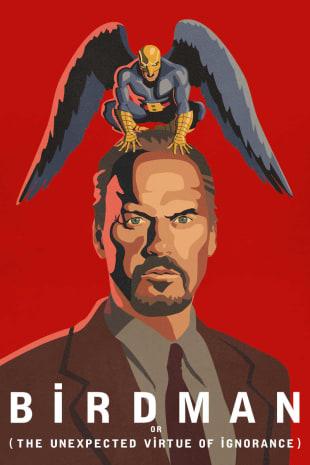 movie poster for Birdman