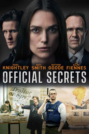 movie poster for Official Secrets
