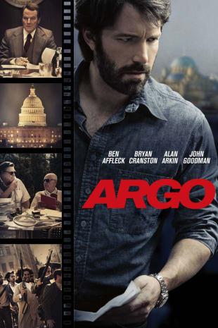movie poster for Argo