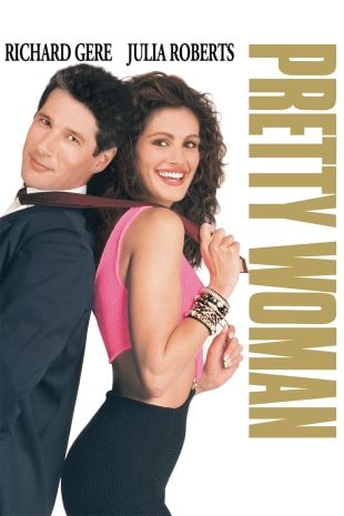 movie poster for Pretty Woman