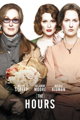 movie poster for The Hours