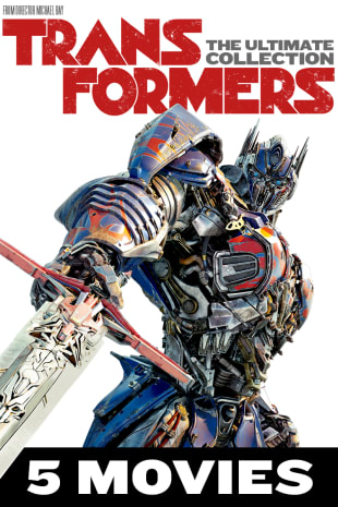 movie poster for Transformers 5-Movie Collection