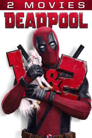 movie poster for Deadpool 2-Movie Collection