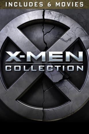 movie poster for X-Men 6-Movie Collection