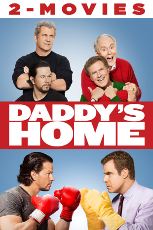 movie poster for Daddy's Home Double Feature