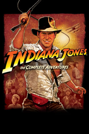 movie poster for Indiana Jones: The Complete Adventures