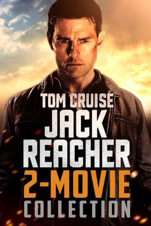 movie poster for Jack Reacher Double Feature