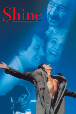 movie poster for Shine (1996)
