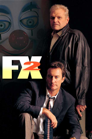 movie poster for F/X 2