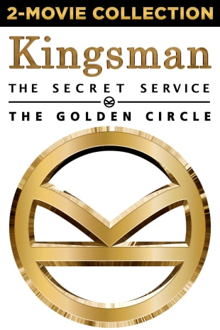 movie poster for Kingsman 2-Movie Collection