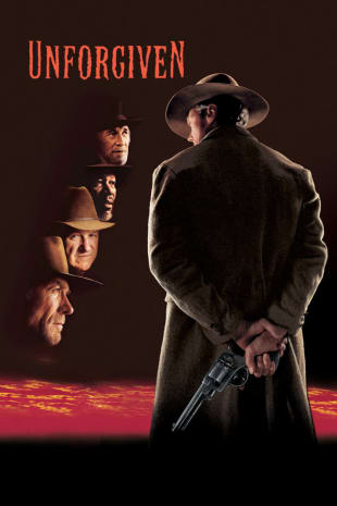 movie poster for Unforgiven (1992)