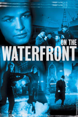 movie poster for On The Waterfront (1954)
