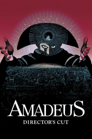 movie poster for Amadeus (1984)