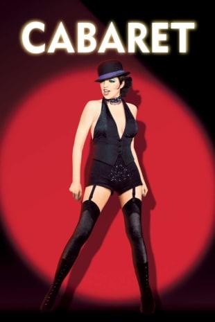 movie poster for Cabaret