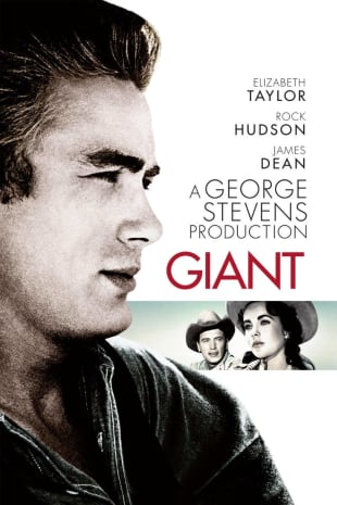 movie poster for Giant (1956)