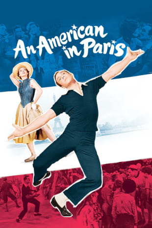 movie poster for AN American In Paris (1951)