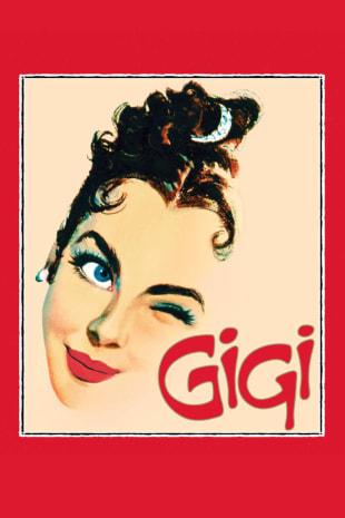 movie poster for Gigi (1958)