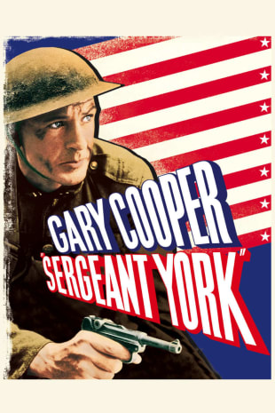 movie poster for Sergeant York (1941)