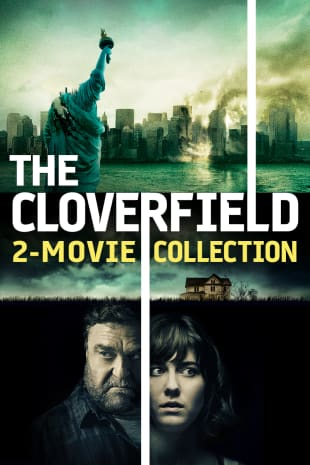 movie poster for Cloverfield 1 & 2 Bundle