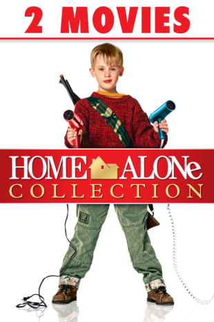 movie poster for Home Alone 2-Movie Collection