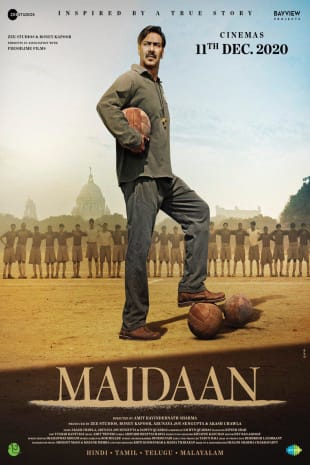 movie poster for Maidaan
