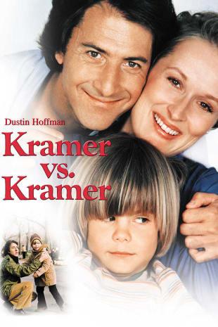 movie poster for Kramer Vs. Kramer
