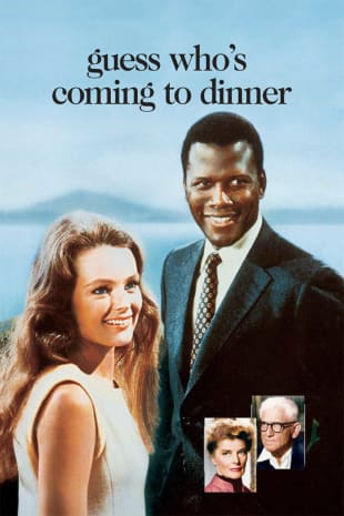 movie poster for Guess Who's Coming To Dinner